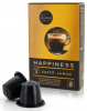Kaffeekapsel HAPPINESS Lungo von Zuiano Coffee 10er Packung