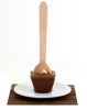 Hazelnut Hot Chocolate Spoon von Ashton & Jules