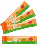 CHAIPUR Green Matcha Latte Sticks 10 x 34 g