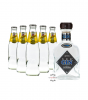 Steinhauser See Gin (48% Vol., 0,7 L) & 5 x Schweppes Indian Tonic Water (0,2 L)