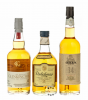 Classic Malts: Whisky Collection Gentle (Glenkinchie, Dalwhinnie, Oban) / 43 % Vol. / 3 x 0,2 L in roter Geschenkbox