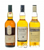 Classic Malts: Whisky Collection Strong (Lagavulin, Talisker, Cragganmore) / 40 & 43 & 45,8 % Vol. / 3 x 0,2 L in grüner Geschenkbox