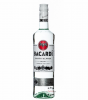 Bacardi Carta Blanca Superior White Rum / 37,5 % Vol. / 0,7 Liter-Flasche