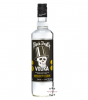 Black Death Vodka / 37,5 % Vol. / 0,7 Liter-Flasche
