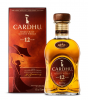 Cardhu Whisky: 12 Years Old Single Malt Scotch Speyside Whisky / 40% Vol. / 0,7 l Flasche