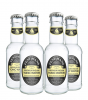 Fentimans Tonic Water - 4er Paket / 0 % Vol. / 4 x 0,2 Liter-Flasche inkl. 0,60 € Pfand