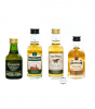 Cooley Irish Whiskey Collection - Kilbeggan Distilling Co. Probierset / 40 & 43 % Vol. / 4 x 0,05 Liter-Flasche in Geschenkbox