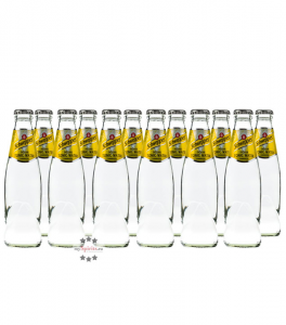 12 x Schweppes Indian Tonic Water (0,2 L)