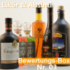 Likör & Absinth Tasting Set BEWERTUNGS-BOX 03 (87,75 € pro 1 l)