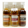 Auchentoshan Collection II Miniaturen je 0,05l American Oak, 12 Jahre, Three Wood 0,150 L/ 41.00%