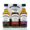 Bowmore Bowmore Collection 12, 15, 18 Jahre Miniaturen 0,150 L/ 42.00%
