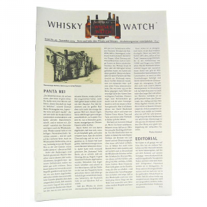 Prof. Walter Schobert Whisky Watch Nr. 25 1 St.
