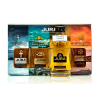 Isle of Jura The Collection II Miniaturen 4 x 0,05l 10 & 16 Jahre je 40%Vol. 0,20 L/ 42.25%