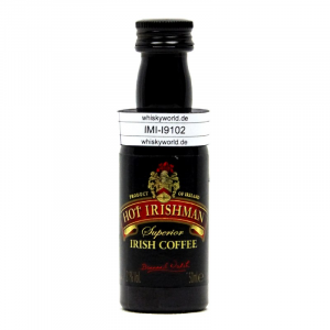 The Irishman Irish Coffee PET-Flasche 0,050 L/ 21.00%