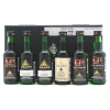 Cálem Minaturenset best. aus Tawny; White Port; Ruby Port; White & Dry; 0,30 L/ 20.00%
