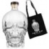 Crystal Head Vodka 1,75L (40% Vol.) + gratis Stofftasche