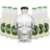 Vodka Lemon Set II (Crystal Head + Thomas Henry Bitter Lemon)