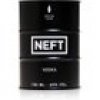 NEFT Vodka Schwarz 0,7L (40% Vol.)