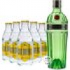 Tanqueray No. 10 Gin & Goldberg Tonic Set (47,3 % vol., 1,9 Liter)