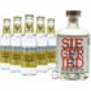 Siegfried Gin & Fever Tree Tonic Set (41 % vol., 1,5 Liter)