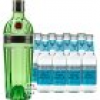 Tanqueray No. Ten Gin & 8 x Fever-Tree Mediterranean Tonic Water (47,3 % Vol., 2,3 Liter)