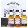Bowmore Distillers Collection Miniaturenset (40 % Vol. & 43 % Vol., 0,15 Liter)