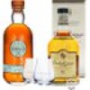 Best Whisky & Whiskey: Dalwhinnie 15 & Roe & Co + 2 Nosing-Gläser gratis! (43 % / 45 % Vol., 0,7 Liter)