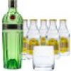 Tanqueray No. 10 Gin & Goldberg Tonic Set (47 % Vol., 1,7 Liter)
